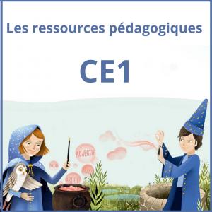 Les ressources pédagogiques CE1