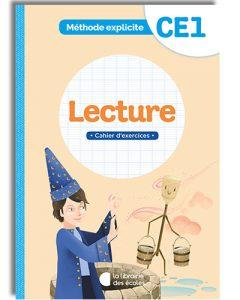 La méthode explicite de français CE1 - lecture - cahier d'exercices