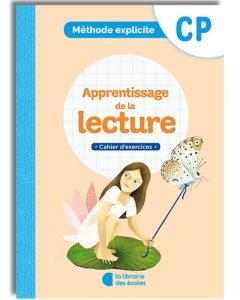 La méthode explicite de français CP - lecture - cahier d'exercices